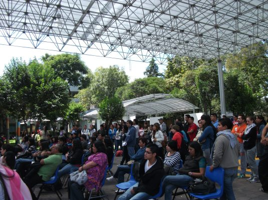 Cantos del Alma. Actuando Por Tus Derechos, Mujeres. Teatro en tu universidad. 2012